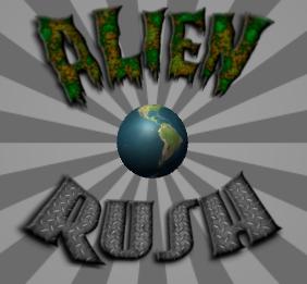 AlienRushLogo